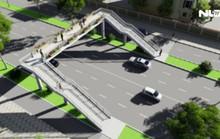 TP HCM chi hàng chục tỉ đồng xây thêm nhiều cầu vượt bộ hành