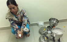 TP HCM: Bắt 2 trùm chế biến ma túy và thuốc lắc