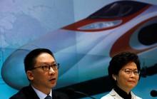 Hồng Kông: Cục trưởng Tư pháp bênh Trung Quốc từ chức