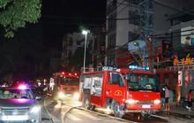 Nổ tại nhà hàng ở Nha Trang, 2 chiến sĩ PCCC bị bỏng