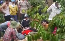 Hai người bị điện giật rơi xuống suối tử vong