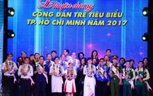 10 công dân trẻ tiêu biểu TP HCM năm 2017
