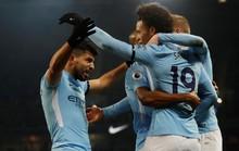 Nhấn chìm Newcastle, Man City thách thức sân cỏ Anh