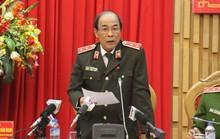 Bộ Công an phản hồi thông tin bắt trung tướng công an