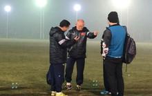 Chủ nhà Trung Quốc cho U23 Việt Nam tập sân dị