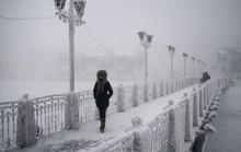 Ngôi làng Cực lạnh từng chịu đựng nhiệt độ -71,2 độ C