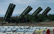 Mỹ lo ngại tên lửa S-400 của Nga ở Crimea