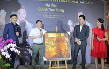 Đoàn Thanh Tài - Quý Bình bán tranh gây quỹ từ thiện