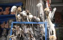 Bí ẩn trong khu chợ bùa ngải ma thuật lớn nhất thế giới