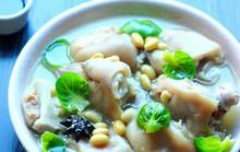 Món ăn đơn giản trị bệnh đau khớp