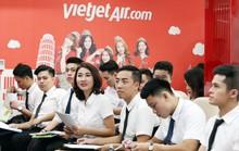 Vietjet tiếp tục tuyển tiếp viên tại Hà Nội, TP HCM
