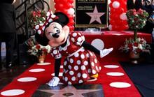 Sau 90 năm chờ đợi, bạn gái chuột Mickey được nhận sao