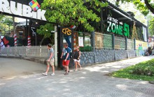 Quán nhậu, nhà hàng xẻ thịt công viên: Cần những biện pháp mạnh