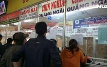 TP HCM: Không còn cảnh chen lấn, xô đẩy ngày đầu bán vé xe Tết