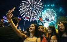 Clip: TP HCM tưng bừng đón năm mới 2019