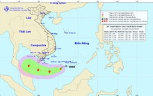 Bão số 1 giật cấp 10 đe dọa vùng biển Cà Mau