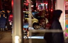 Khủng bố lao xe ở Tokyo ngày đầu năm, 9 người bị thương