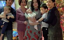 Bé Xuân Mai sinh con thứ 3 sau 3 năm kết hôn ở Mỹ
