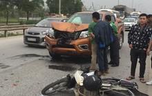 Bị xe bán tải tông, người phụ nữ văng xa cả chục mét tử vong