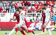 Việt Nam - Iran 0-2: Đẳng cấp