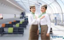 Bamboo Airways cất cánh từ ngày 16-1: Giá vé thấp nhất từ 149.000 VND