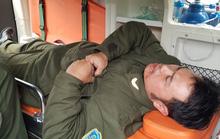 Nhân viên an ninh hàng không Nội Bài bị cò mồi đánh gãy răng