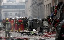 Pháp: Nổ lớn ở trung tâm thủ đô Paris