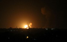 Syria lại tuyên bố bắn hạ hầu hết tên lửa Israel trong đêm