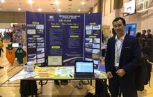 Dự án Vì một môi trường không khói thuốc đoạt giải nhất Diễn đàn giáo dục sáng tạo Việt Nam