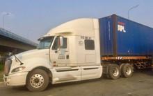 TP HCM: Xe container lại cán chết người rồi bỏ chạy