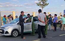 Tài xế taxi thoát chết dù bị hành khách dùng dao cứa cổ