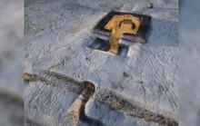 Ngã ngửa khi mở cửa mộ cổ Maya 2.500 tuổi