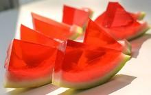 Cách làm thạch rau câu dưa hấu thơm ngon cho cả gia đình bạn