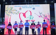 Đà Nẵng tổ chức Tết sum vầy cho công nhân