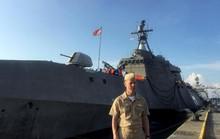 Mặc Trung Quốc dọa, tàu sân bay Mỹ nhăm nhe qua eo biển Đài Loan