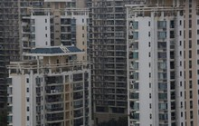 Trung Quốc và đại hồng thủy nhà bỏ không