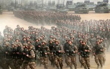 Đầu năm, Trung Quốc hối thúc quân đội chuẩn bị chiến tranh