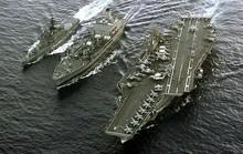 Tướng Trung Quốc dọa đánh chìm 2 tàu sân bay Mỹ ở biển Đông