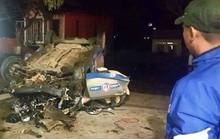 Tài xế uống rượu bia, lái taxi điên gây tai nạn ở Lâm Đồng, 3 người chết