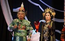 Thái hậu Dương Vân Nga trên Sân khấu Trịnh Kim Chi