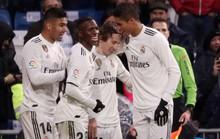 Real Madrid thắng kịch tính, vươn lên thứ 3 La Liga