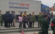 Xe tải tông chết 8 người ở Hải Dương: Tài xế dương tính với ma túy