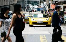 Cuộc sống của giới siêu giàu Hồng Kông