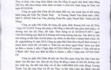 Xử lý đối tượng hành hung đoàn viên Công đoàn tại Bệnh viện Đà Nẵng