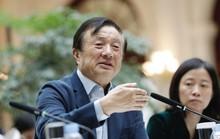 Trải lòng của 'ông trùm viễn thông' Ren Zhengfei
