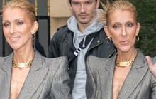 Sốc với thân hình gầy nhom của họa mi Celine Dion
