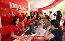 Doanh thu hãng hàng không Vietjet tăng 24%