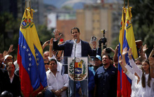 Venezuela: Thủ lĩnh đối lập tìm kiếm sự ủng hộ của quân đội