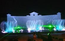 Show nhạc nước hơn 220 tỉ đồng lần đầu xuất hiện tại Vũng Tàu