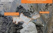 Ả Rập Saudi bị nghi chế tên lửa đạn đạo giống Trung Quốc